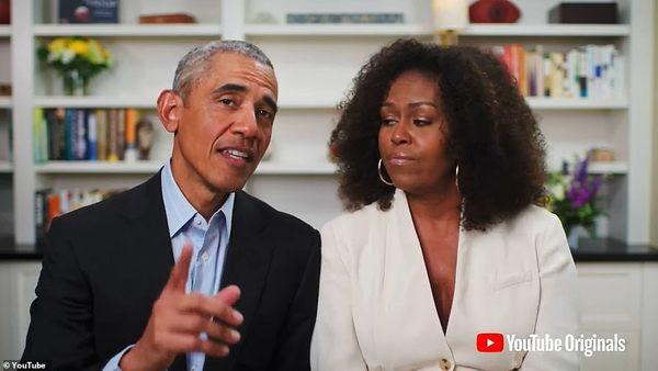 Dear Class Of 2020 là ý tưởng lễ tốt nghiệp online được tổ chức bởi vợ chồng cựu tổng thống Obama.