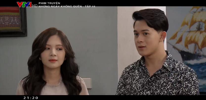 Cuộc chạm mặt không hề vui vẻ của Dương và Jun.