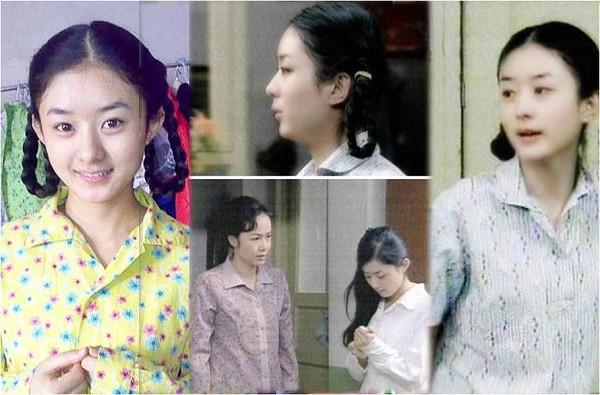 Triệu Lệ Dĩnh từng đóng vai phụ trong Kim hôn.