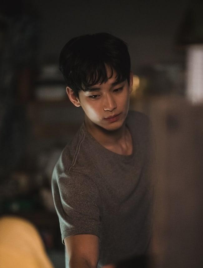 Moon Kang Tae - nhân vậtKim Soo Hyun sẽ thể hiện trong phim mới.