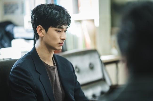Tâm trạng gần mệt mỏi gần như tuyệt vọng của Moon Kang Tae.