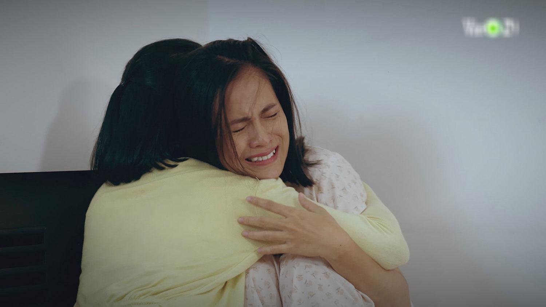 'Gạo Nếp Gạo Tẻ 2' tập 1 ngập drama: Bị chồng hắt hủi vì 'không đẻ được con trai', Thúy Ngân trót dại qua đêm với người lạ 2