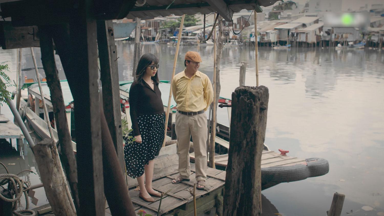 'Gạo Nếp Gạo Tẻ 2' hé lộ tập 3: Thùy Trang chính là em nuôi của gã thầy phong thủy, cả 2 âm mưu nhắm đến gia tài nhà Trung Dũng 10