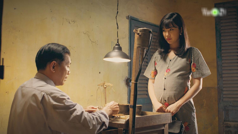 'Gạo Nếp Gạo Tẻ 2' hé lộ tập 3: Thùy Trang chính là em nuôi của gã thầy phong thủy, cả 2 âm mưu nhắm đến gia tài nhà Trung Dũng 9