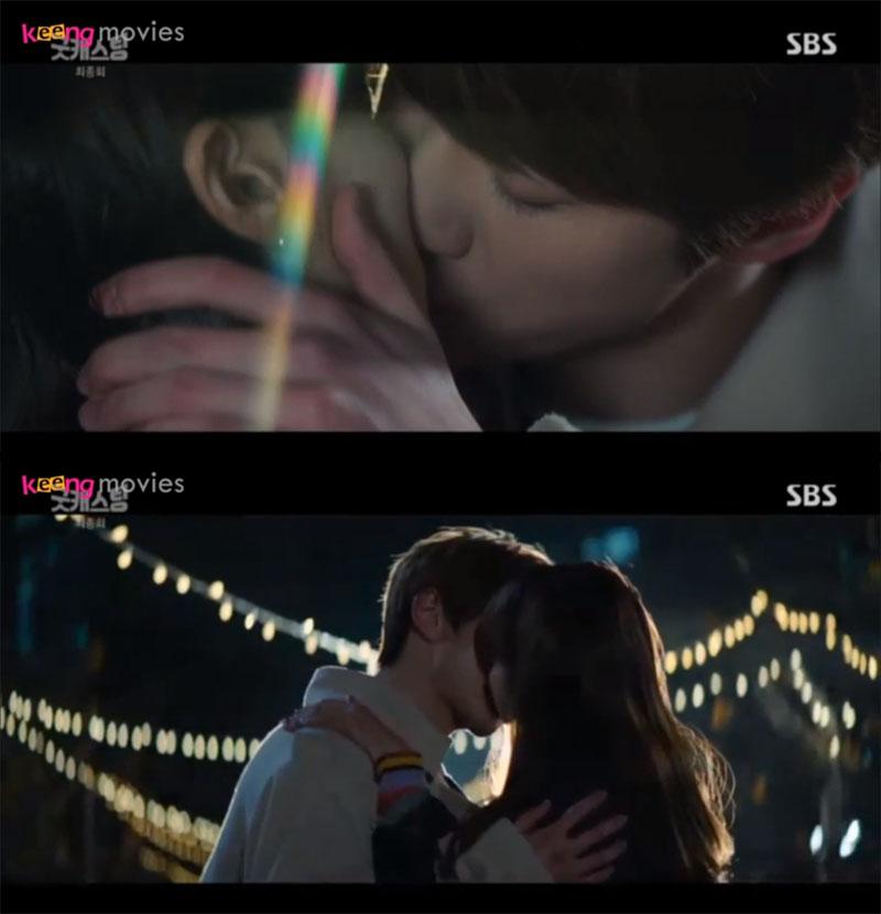 Sau nhiều lần Ye Eun trốn tránh, Kang Won đã chinh phục được cô.