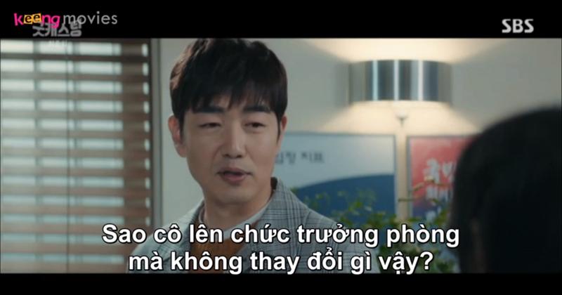 Nhờ thư ký Koo mà Chan Mi biết được cách giao dịch với tổ chức của Michael. Lúc này Gwan Soo đã tiếp nhận vị trí cục trưởng.