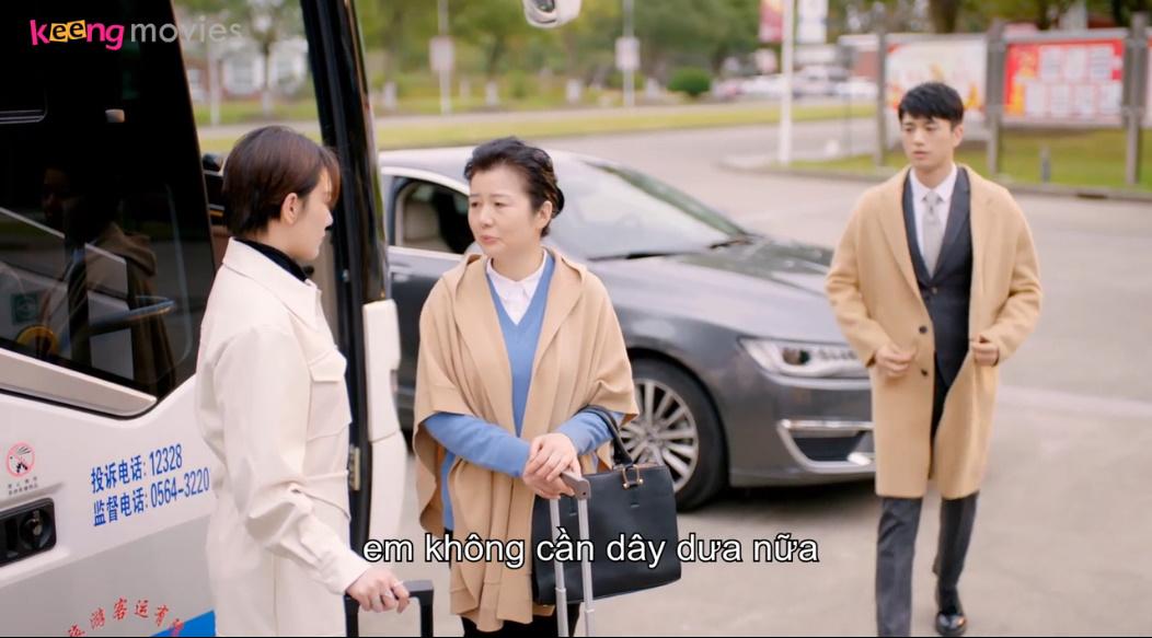 'Hạnh phúc trong tầm tay' tập 40: Địch Lệ Nhiệt Ba ra tay cứu Hoàng Cảnh Du một bàn thua trông thấy, 'tình địch' cũng phải tấm tắc khen ngợi 7