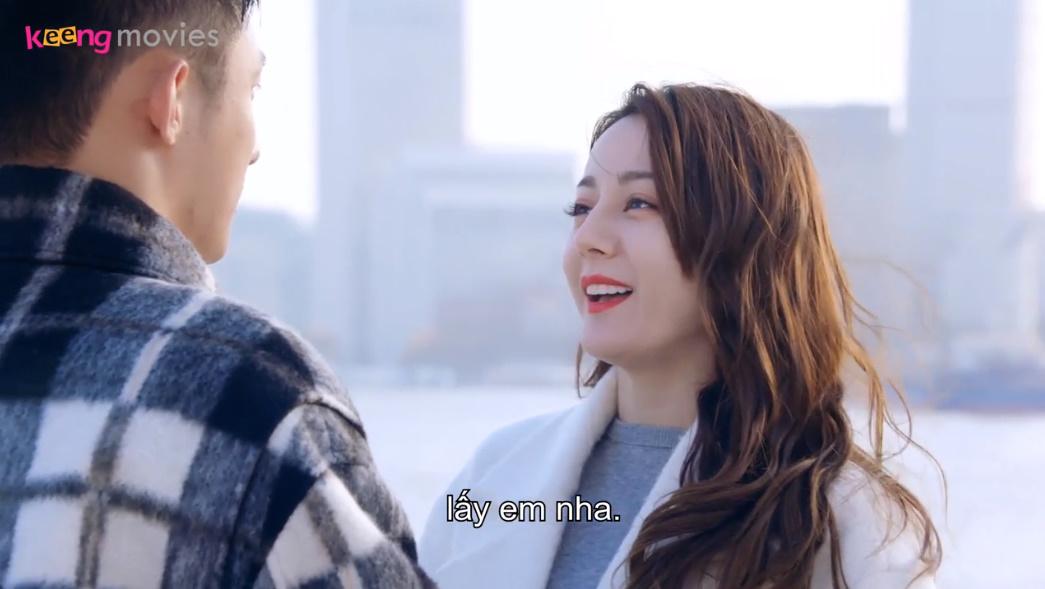 Chu Phóng cầu hôn Tống Lẫm nhưng anh không thíchtrả lời