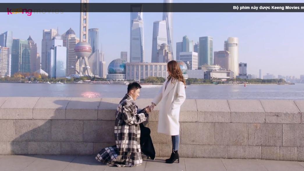 'Hạnh phúc trong tầm tay' tập 43-44: Địch Lệ Nhiệt Ba được Hoàng Cảnh Du cầu hôn 5