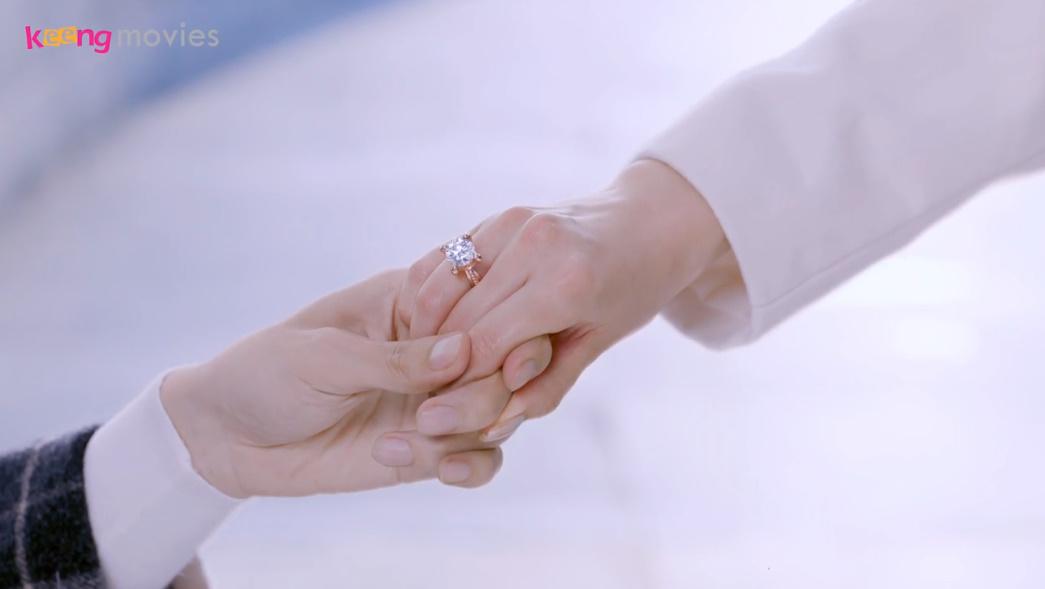 'Hạnh phúc trong tầm tay' tập 43-44: Địch Lệ Nhiệt Ba được Hoàng Cảnh Du cầu hôn 7