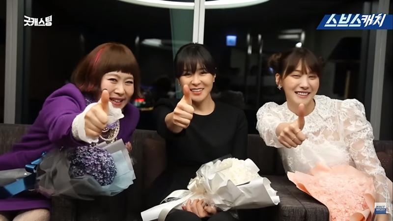 Hé lộ hậu trường tập cuối 'Giả danh': Jun hôn chia tay Yoo In Young 5
