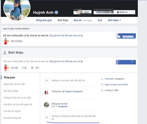 Cô nàng đã lập tức xóa bỏ mối quan hệ với Quang Hải trên Facebook