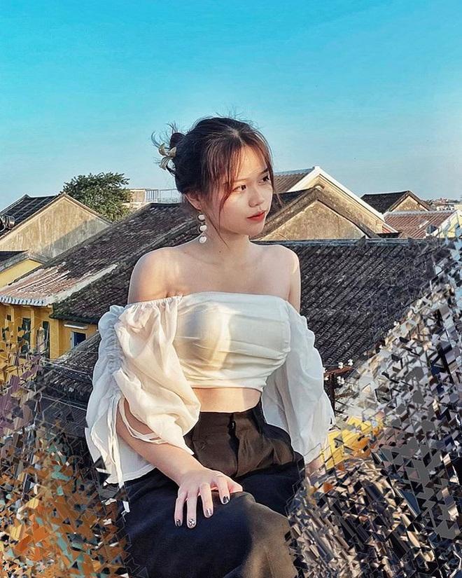 Bạn gái Quang Hải hát 'Tôi không quan tâm', khoe thần thái xinh đẹp và tự tin 3