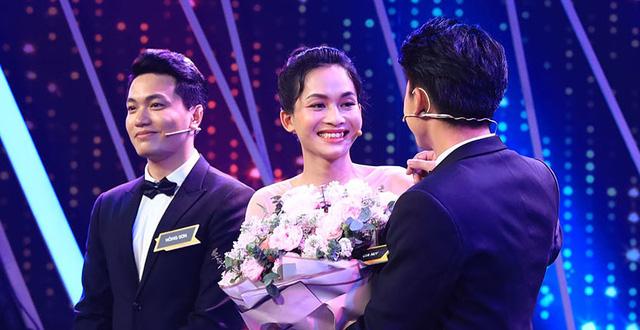 Nữ chính Hà An trong chương trình Người ấy là ai