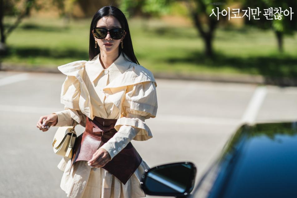 Màn gặp gỡ bất ngờ bùng nổ phản ứng hoá học của Seo Ye Ji - Kim Soo Hyun trong tập 3 'It's Okay to Not Be Okay' 2