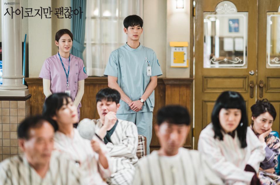 Màn gặp gỡ bất ngờ bùng nổ phản ứng hoá học của Seo Ye Ji - Kim Soo Hyun trong tập 3 'It's Okay to Not Be Okay' 3