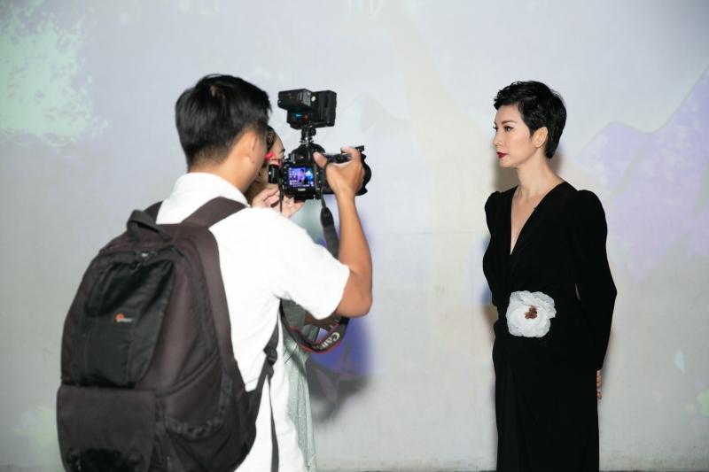 Xuân Lan đưa công nghệ tương tác vào sàn diễn Tuần lễ thời trang trẻ em Việt Nam mùa Xuân - Hè 2020 0