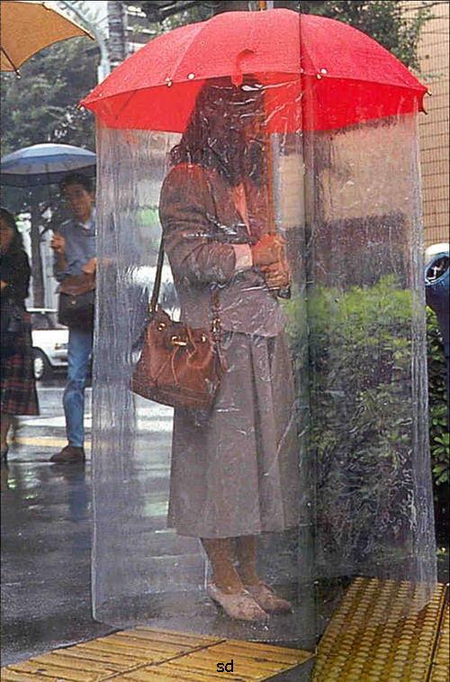 Với sản phẩm này bạn hoàn toàn yên tâm khi đi bộ dưới trời mưa to