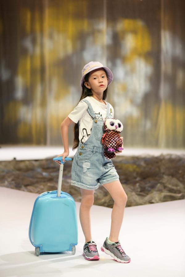 Tuần lễ thời trang trẻ em Việt Nam 2020 khép lại với những màn trình diễn đầy ấn tượng 0