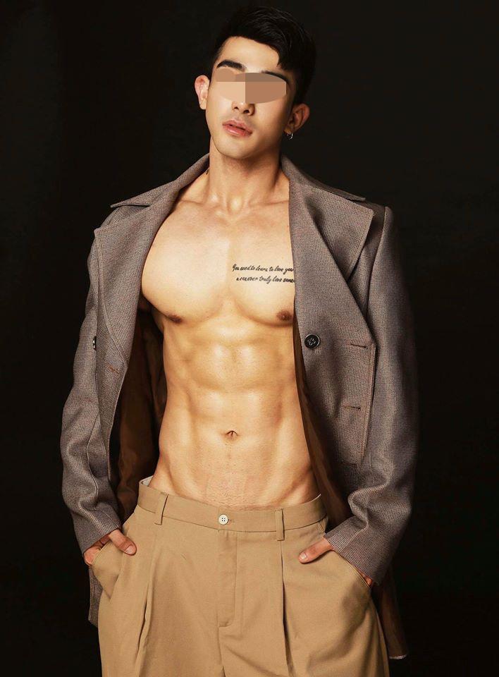 Chiêu thả thính của hotboy Đà Nẵng Lục Triều Vỹ trước khi bị cảnh sát bắt giữ vì điều hành đường dây bán dâm 1