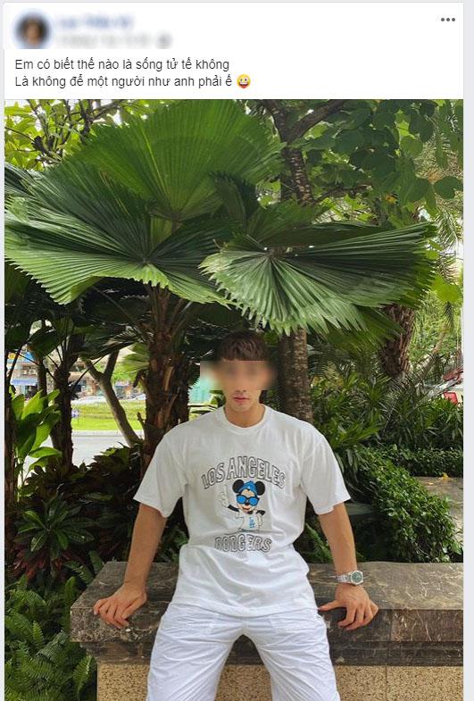 Chiêu thả thính của hotboy Đà Nẵng Lục Triều Vỹ trước khi bị cảnh sát bắt giữ vì điều hành đường dây bán dâm 2