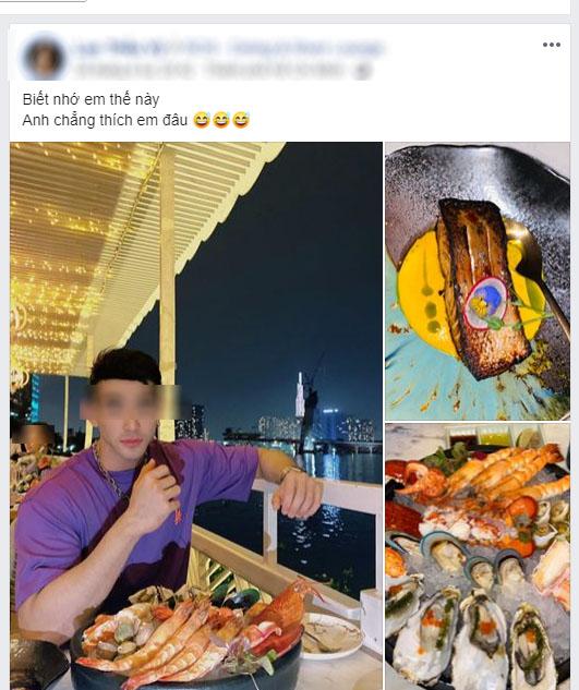 Chiêu thả thính của hotboy Đà Nẵng Lục Triều Vỹ trước khi bị cảnh sát bắt giữ vì điều hành đường dây bán dâm 4