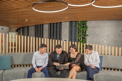 Loạt kênh thông tin chính thống về tuyển dụng và môi trường làm việc tại Viettel ra mắt diện mạo mới 1