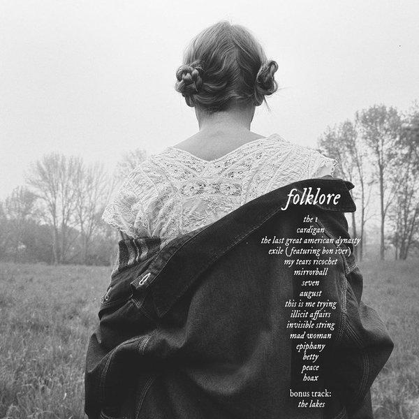 Taylor Swift bất ngờ trở lại với album thứ 8 mang tên 'Folklore'.