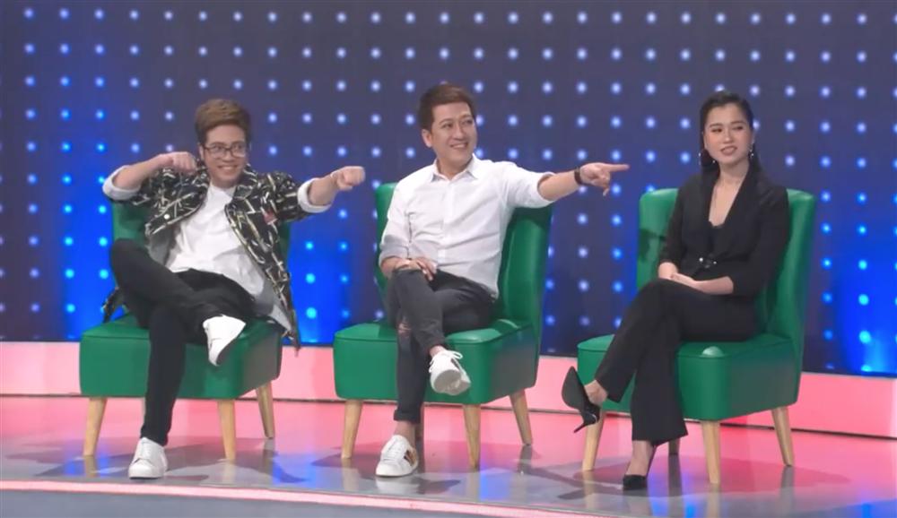 Sao Việt chạm trán tình cũ trên gameshow: Người thoải mái đối diện, kẻ lại tìm cách né tránh 13