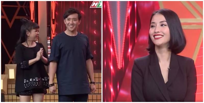 Sao Việt chạm trán tình cũ trên gameshow: Người thoải mái đối diện, kẻ lại tìm cách né tránh 0