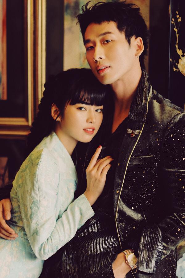 Tuấn Trần - Khánh Vân như cặp tình nhân trong bộ ảnh thời trang 1