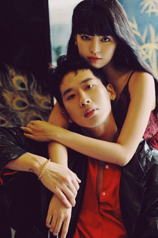Tuấn Trần - Khánh Vân như cặp tình nhân trong bộ ảnh thời trang 5
