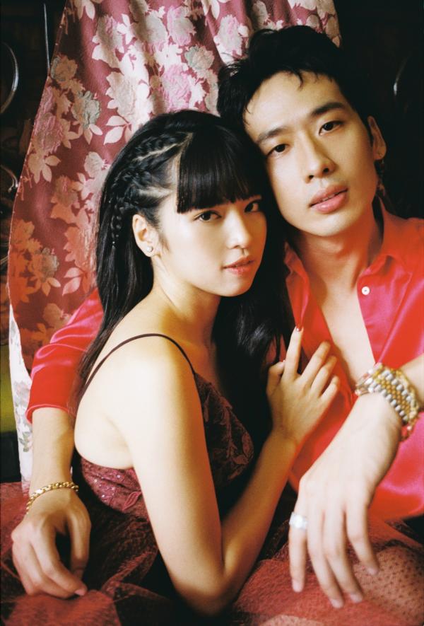 Tuấn Trần - Khánh Vân như cặp tình nhân trong bộ ảnh thời trang 4