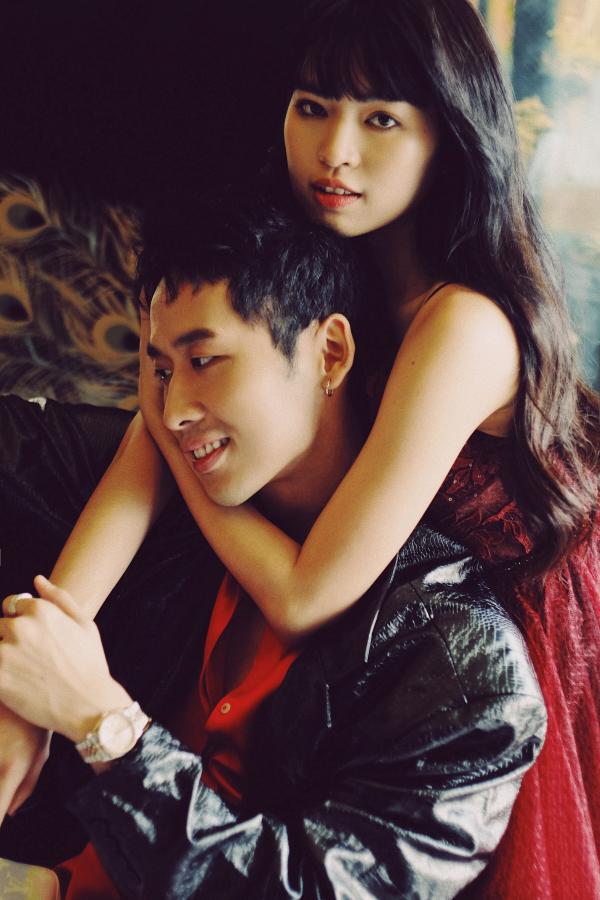 Tuấn Trần - Khánh Vân như cặp tình nhân trong bộ ảnh thời trang 6