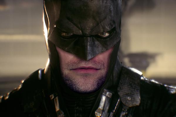 Robert đã giấu diếm Christopher để đi thử vai cho Batman.