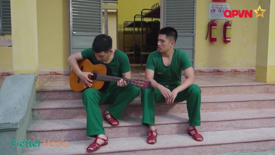 'Chuyện ba chàng lính trẻ' tập 35: Tiếng đàn Trương Chi (phần 2) 0