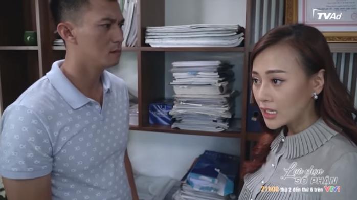 'Lựa chọn số phận' trailer tập 38: Phương Oanh phát khóc khi biết sự thật em trai gây tai nạn chết người rồi bỏ trốn 2
