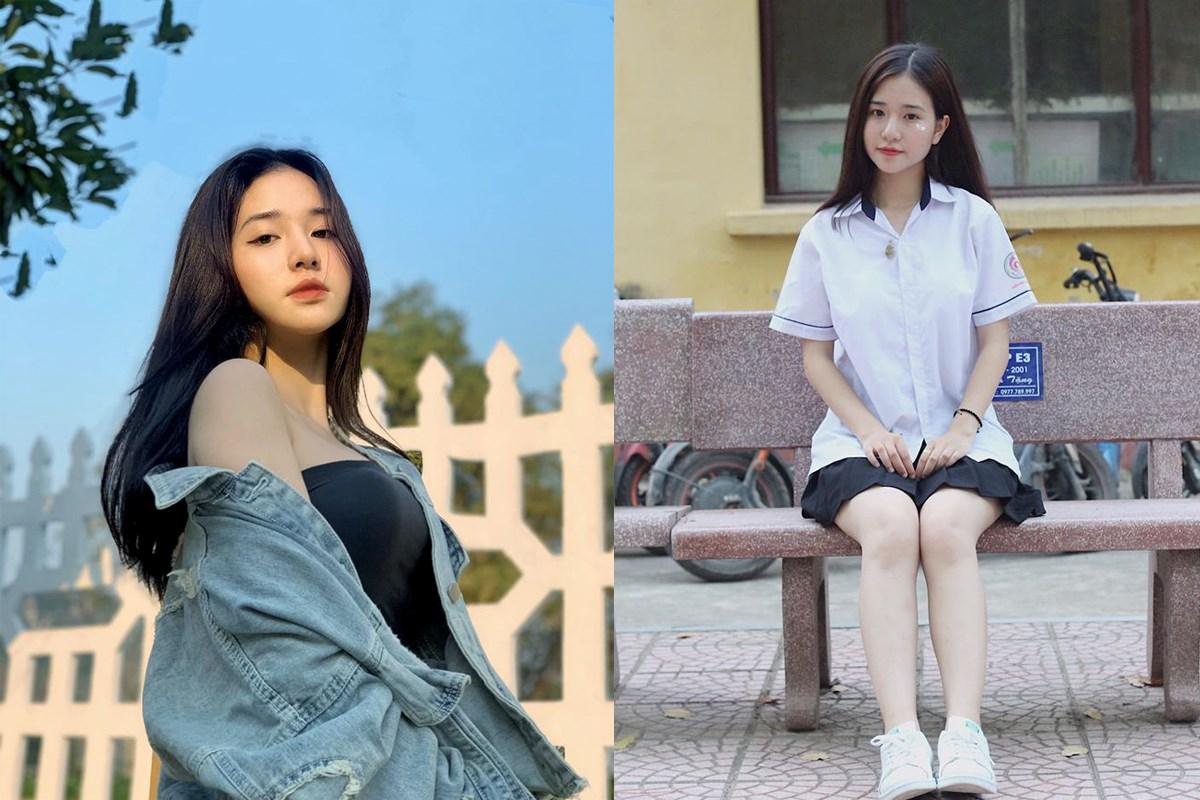 Vẻ trong trẻo, dễ thương của Mai Linh giúp cô bạn dễ dàng ghi điểm với người đối diện. Cũng nhờ sở hữu gương mặt khả ái, Mai Linh nhận được nhiều lời mời tham gia đóng MV và chụp ảnh quảng cáo.