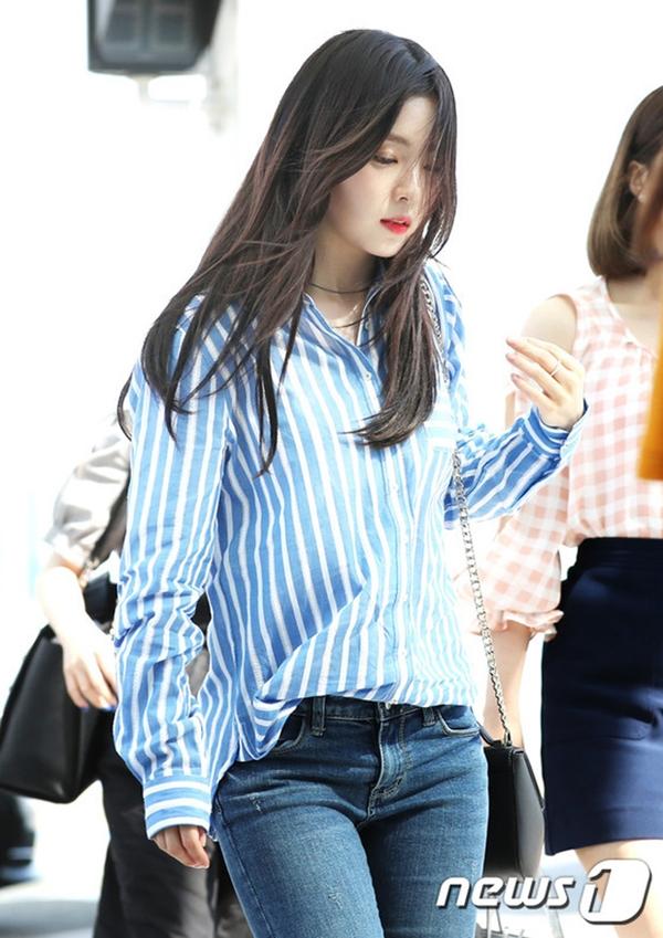 Bí quyết mặc đẹp tuổi 30 từ nữ thần Kpop Irene (Red Velvet) 12