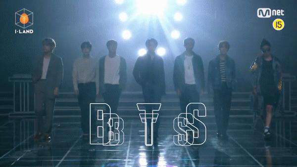 BTS xuất hiện tại I-LAND show khiến rating tăng vọt.