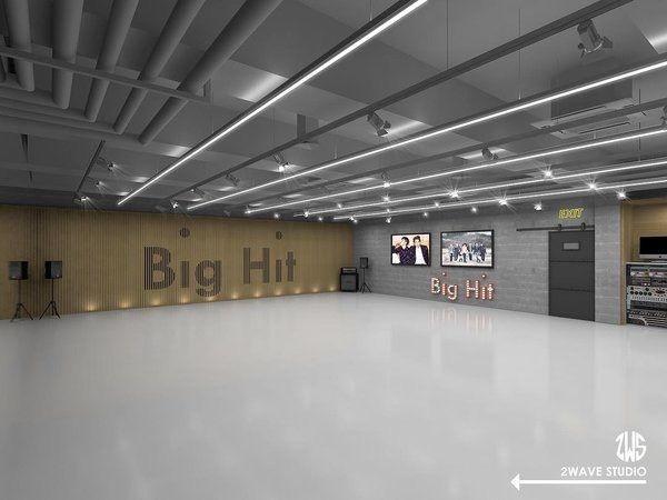 Nhìn phòng tập 'xịn xò' của thực tập sinh show I-LAND mới thấy BTS đã từng 'khổ sở' như thế nào thời Big Hit còn 'nghèo khó' 8