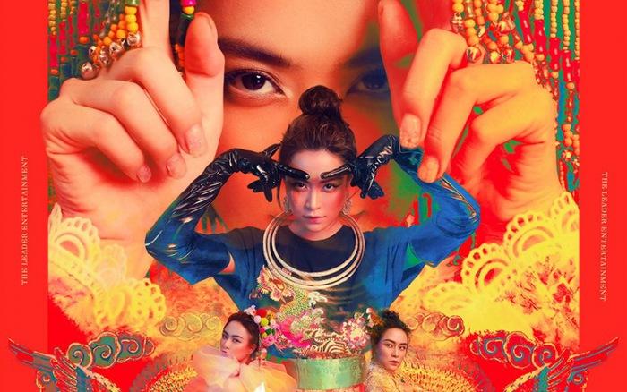 Vpop tuần qua: Nhóm nhạc Hàn vướng nghi án đạo nhạc Hoàng Thùy Linh, Châu Đăng Khoa, Trung Quân - Denis Đặng bị 'bóc phốt' 8