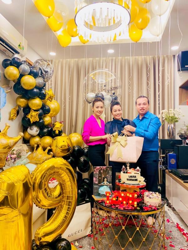 Nhật Kim Anh hé lộ sự thật đằng sau món quà sinh nhật 2 tỷ được bạn bè tặng 1