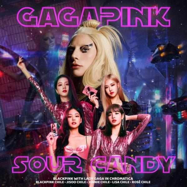 Lady Gaga: Tôi khao khát muốn hợp tác với Black Pink trong 'Sour Candy' 1