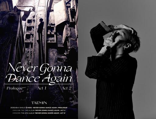 Poster cho phần đầu tiên của album