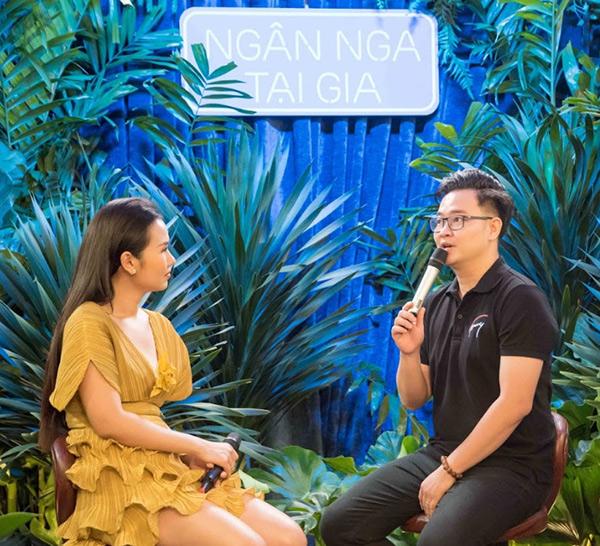 Nguyễn Minh Cường chia sẻ về con đường âm nhạc của Hoài Lâm, tiết lộ ý nghĩa tựa đề 'Hoa nở không màu' 1