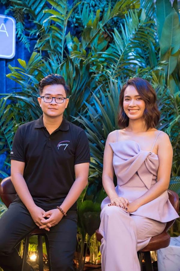 Nguyễn Minh Cường chia sẻ về con đường âm nhạc của Hoài Lâm, tiết lộ ý nghĩa tựa đề 'Hoa nở không màu' 2