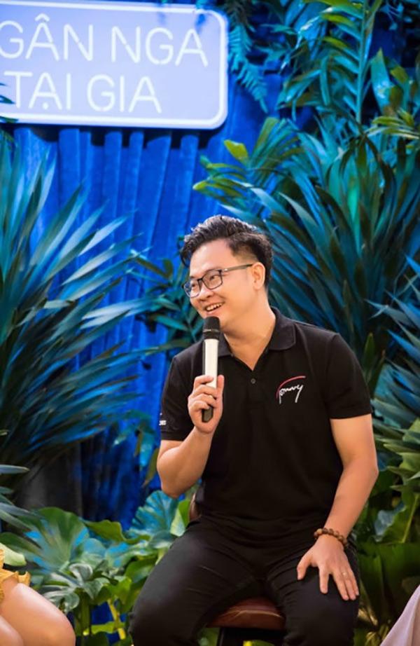 Nguyễn Minh Cường chia sẻ về con đường âm nhạc của Hoài Lâm, tiết lộ ý nghĩa tựa đề 'Hoa nở không màu' 3
