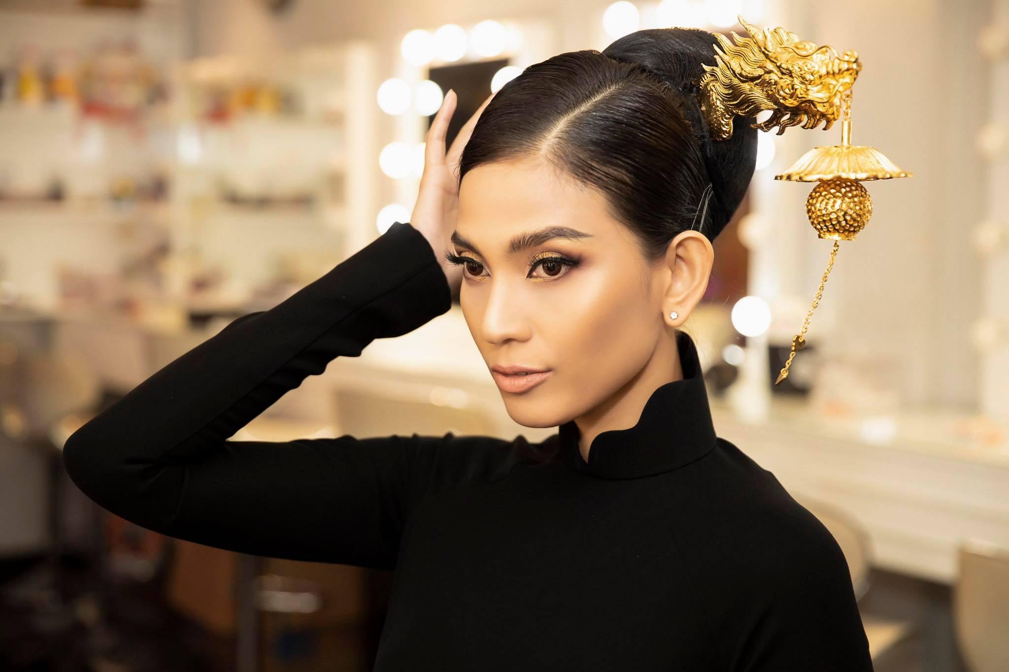 Áo dài 'Rồng Việt'của Trương Thị May diện tại Cannes đấu giá 220 triệu đồng 3
