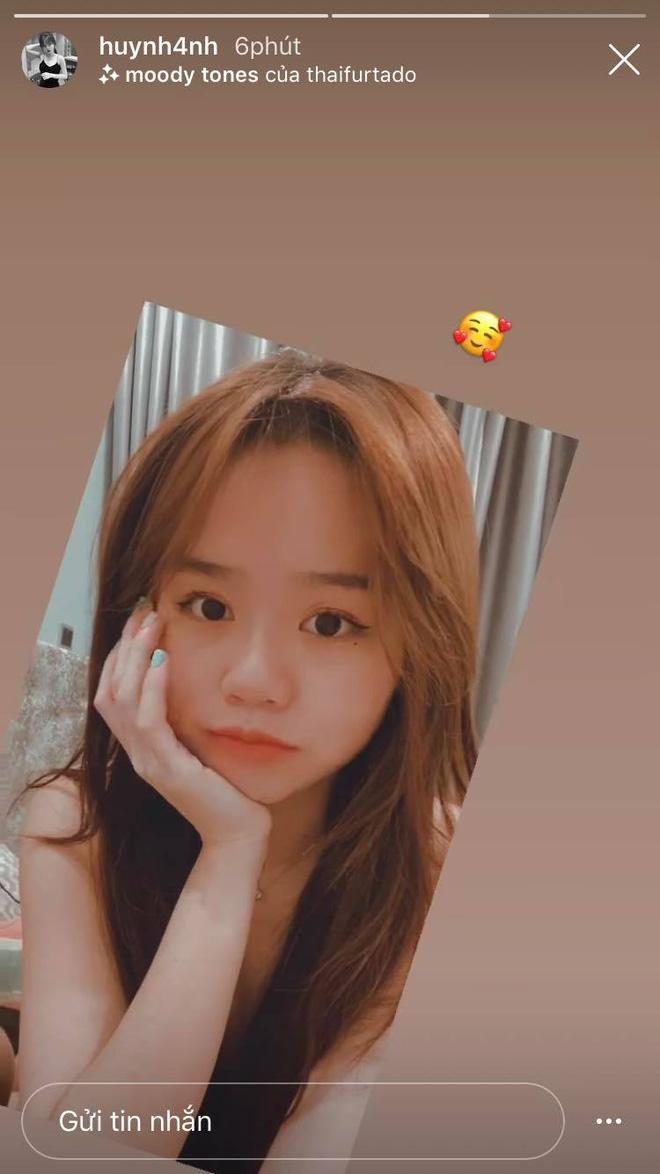 Hiện tại Huỳnh Anh đang lấy lại phong độ sau 1 thời gian 'ở ẩn' trên mạng xã hội.